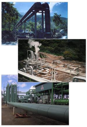 Comprar Plantas de Generación Geotérmicas