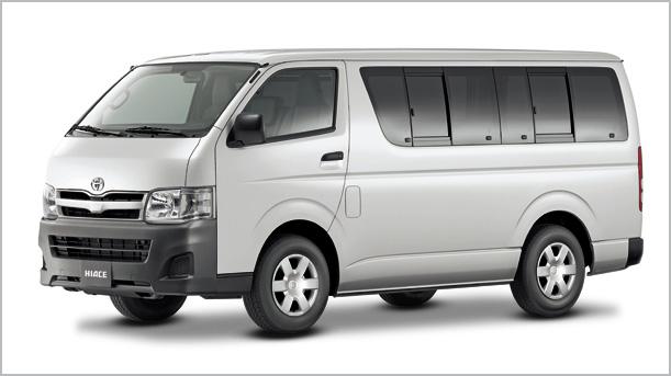 Comprar Toyota Hiace