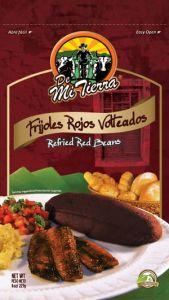 Comprar Frijoles Volteados en presentación Rojos y Negros