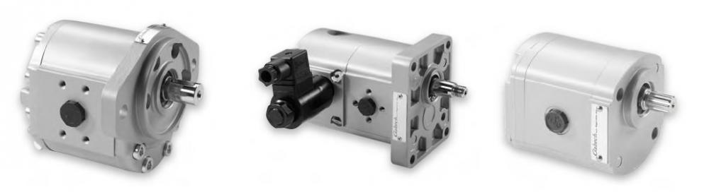 Comprar Bombas Hidraulicas Galtech de Engranaje