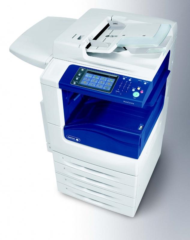 Comprar Xerox® WorkCentre® 7120 / 7125 Tamaño tabloide Impresora multifunción a color