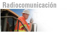 Comprar Equipos de Radiocomunicación
