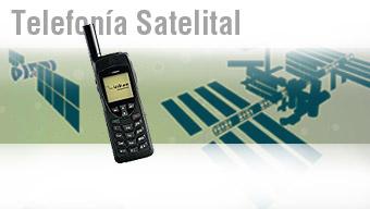 Comprar Telefonía Satelital