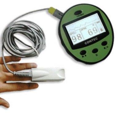Comprar Oximetro de pulso manual