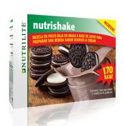 Comprar Nutrishake/ Cookies&Cream