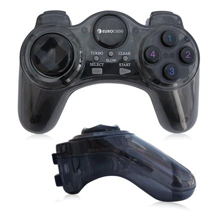 Comprar Gamepad para PC con cursor direccional y 10 botones de accion