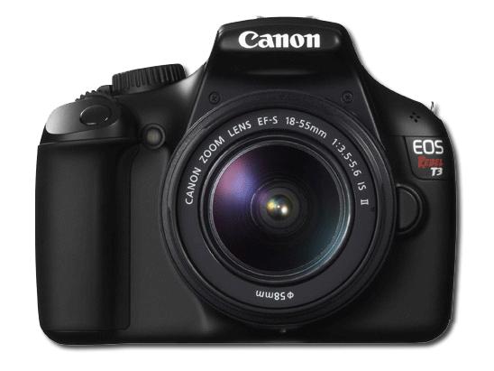 Comprar Camara Digital Canon Eos Rebel T3 (Incluye Lente Canon Efs 18-55mm Dc Iii Kit)