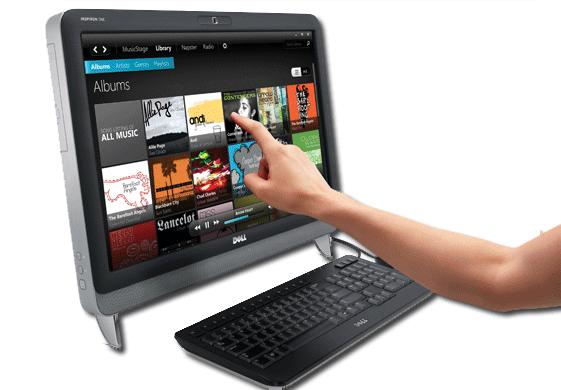 Comprar Computadora Dell Inspiron One 2305 Daiox240s4100sat