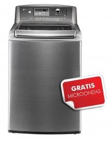 LG  Lavadora De Ropa Rocky 20 kg