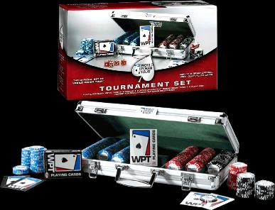 Comprar World Poker Tour Tournament Set