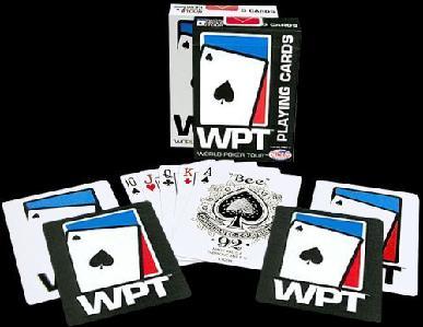 Comprar World Poker Tour Decks