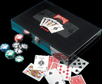Comprar Bicycle Masters Poker Set