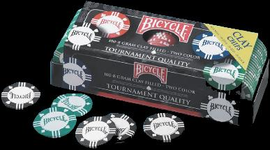 Comprar Bicycle 8g. Poker Chips