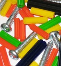 Comprar Anclas Plasticas
