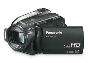 Comprar HDC-HS250 - Videocámara Camcorder Híbrida Full HD, Tarjetas SD / Disco Duro de 120 GB