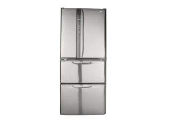 Comprar NR-D512X Refrigeradora con puerta de Acero Inoxidable Inverter con ahorro de consumo energético hasta un 40%