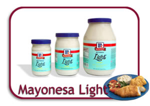 Comprar Mayonesa Light