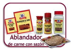 Comprar Ablandador de Carne con Sazón