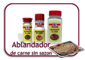 Comprar Ablandador de Carne sin Sazón