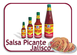 Comprar Salsa Picante Jalisco