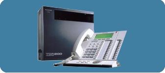 Comprar Central Telefonica KX-TDA100