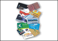 Comprar Tarjetas de PVC