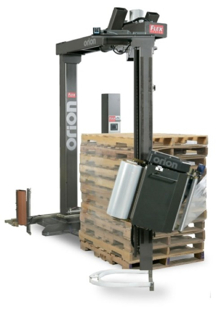 Comprar Máquinas Envolvedoras y Paletizadoras Orion Packaging