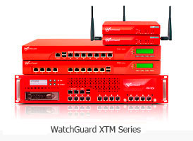Comprar Routers WatchGuard XTM