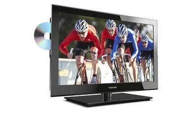 """Comprar Toshiba Televisor LCD 1080p de 24"""" y reproductor de DVD incorporado"""