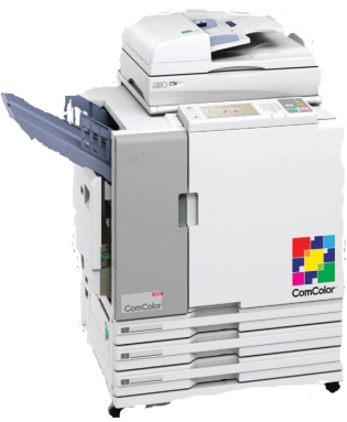 Comprar Impresora Full Color ForceJet Riso ComColor 9050