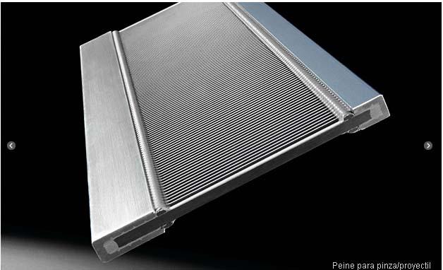 Comprar Peines planos para máquinas de tejer Blue Reed