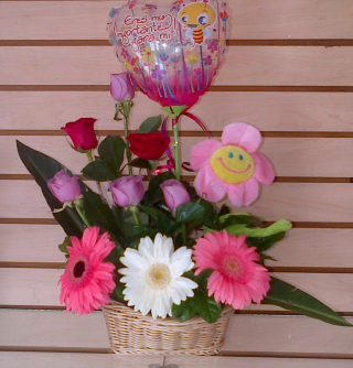 Comprar Arreglos florales » Robo