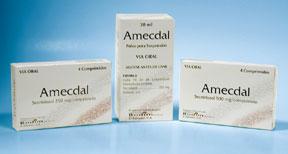 Comprar Amecdal (Comprimidos) Suspensión