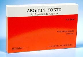 Comprar Arginin Forte (Ampollas Bebibles)