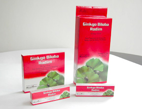 Ginkgo Biloba (Ampollas Bebibles)