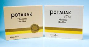 Comprar Potanak - Plus (Ampollas Bebibles)