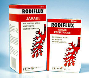 Rodiflux (Gotas Pedíatricas)  Rodiflux (Tabletas)  Rodiflux (Jarábe)