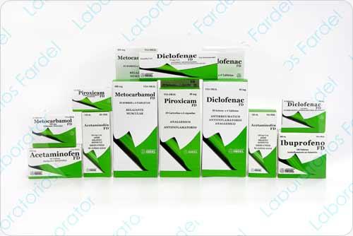 Analgésicos Antiinflamatorios