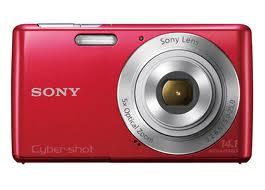 Comprar Sony Cyber-Shot DSC-W620 Red
