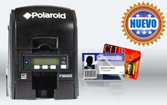 Comprar Impresor de tarjetas Polaroid P3500s