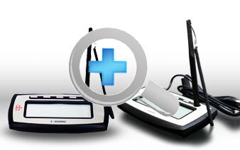 Comprar MSP-2000 Tablero para captura de firmas con pantalla LCD interactiva