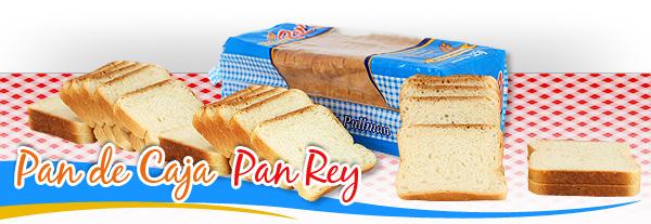 Comprar Pan de Caja Pan Rey