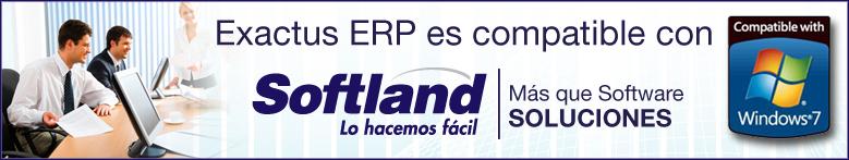 Comprar Software empresarial Exactus ERP