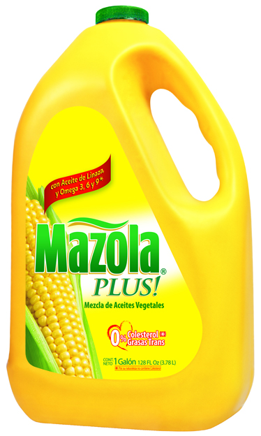 Comprar Aceite con Omega Mazola Plus