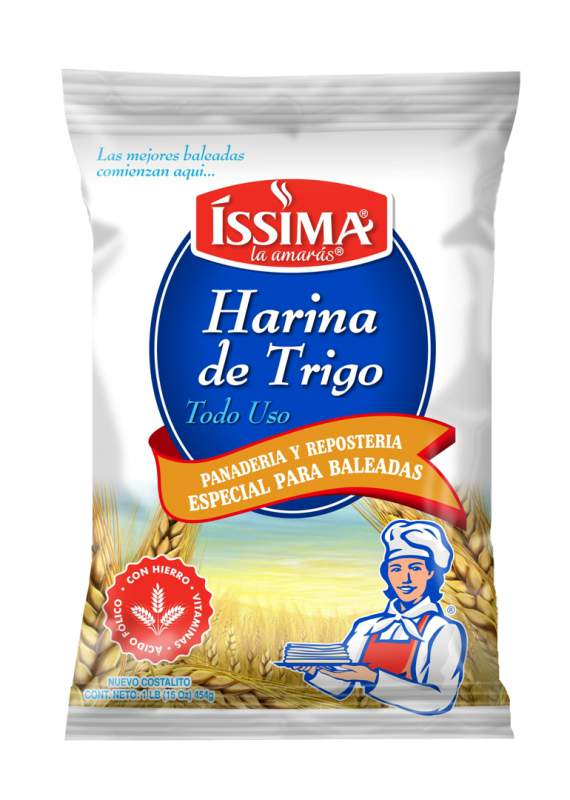 Comprar Harinas Issima