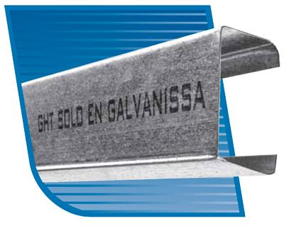 Comprar Polín GHT galvanizado de alta resistencia