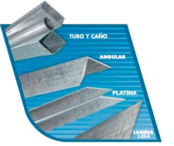 Metal Mecánica GHT Galvanizada de Alta Resistencia