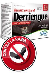 Comprar Vacuna 01 Advac Derriengue