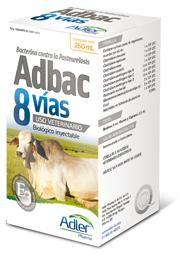 Comprar Biológico inyectable 03 Adbac 8 vías