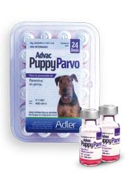 Comprar Vacuna 14 Advac Puppy Parvo